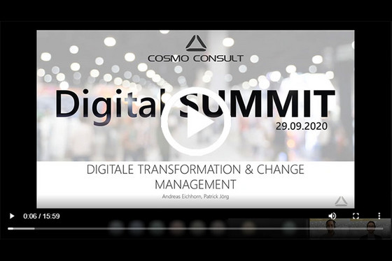 Digitale Transformation & Change Management